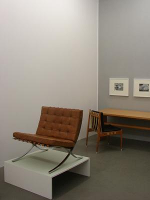 ludwig mies van der rohe barcelona chair knoll 1. Black Bedroom Furniture Sets. Home Design Ideas